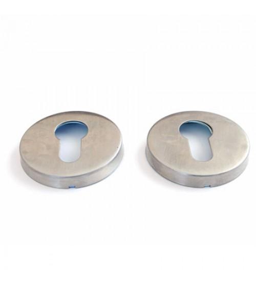 Rozeta de cilindru DP-C-02-INOX