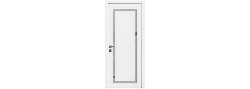 Двери Крашеные