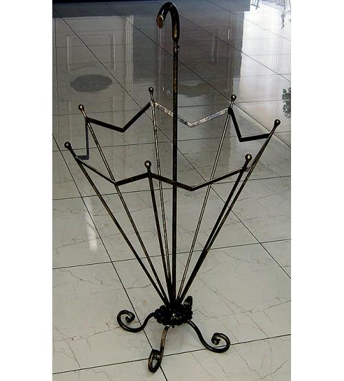 Suport pentru umbrele din fier forjat