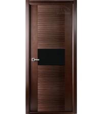 "Дверь межкомнатная ""Авангард Люкс"" венге"
