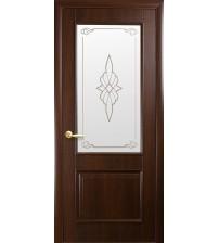 "Дверь межкомнатная ""Вила"" каштан ,ПО"