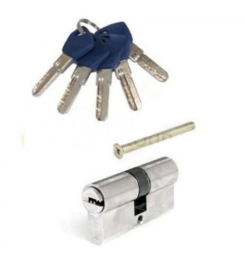 Цилиндровый механизм APECS EM-60 NI никель