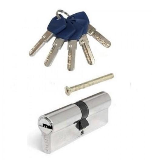 Цилиндровый механизм APECS EM-80-NI никель