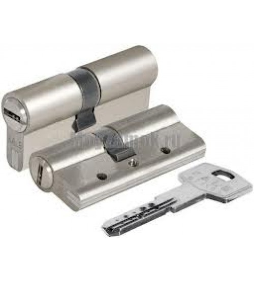 Цилиндровый механизм KALE 164BNE 70(30+10+30) никель матовый