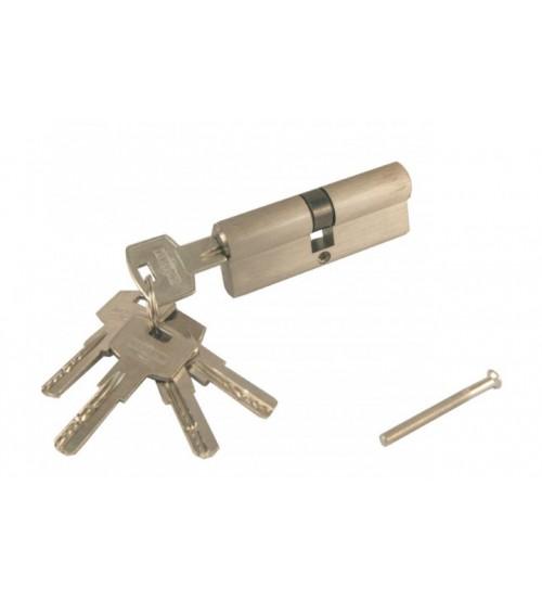 Цилиндровый механизм IC-80-SN никель матовый