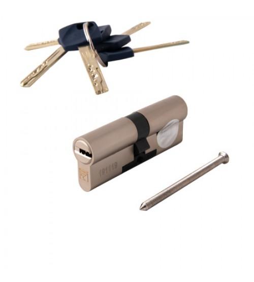 Цилиндровый механизм APECS XR-80-NI никель