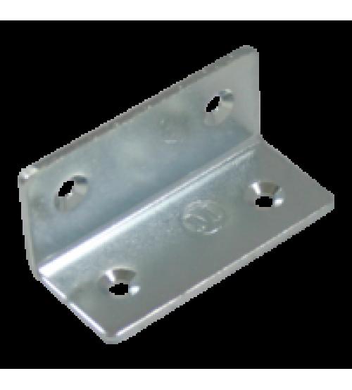 Coltar 25*25*55*2.0 zinc