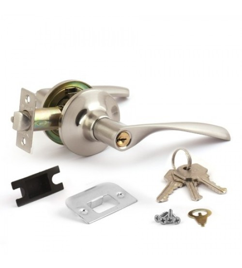 Knob maner cheie-wc Avers 8023-01-NIS nichel mat.