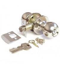 Кноб ключ-wc  6072-01-NIS никель матовый