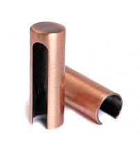 Колпачок декоративный APECS OC-(3D-14)-AC медь античная