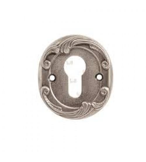 Накладка под ц/м ET-74 AL серебро античное