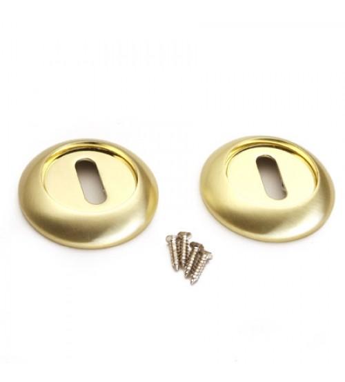 Rozeta de cheie APECS DP-S-05-GM auriu mat