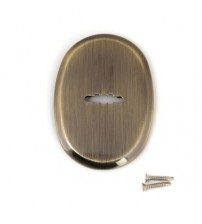 Rozeta de cheie DP-11-S-AB bronz antichizat