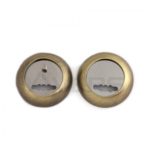 Rozeta de cheie DP-S-12-AB bronz antichizat
