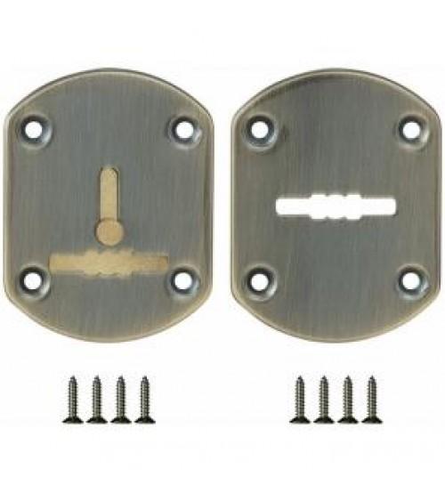 Rozeta de cheie FUARO ESC021-ABG-6 bronz antichizat 2 buc