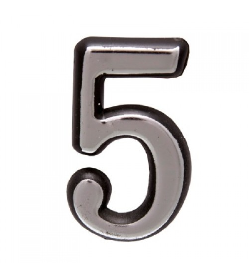 "Numar AMIG ""5"", hrom"