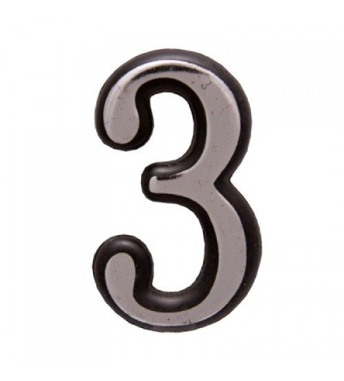 "Numar AMIG ""3"", hrom"