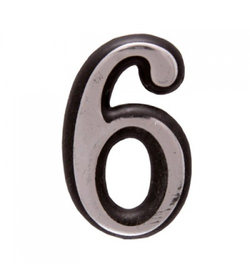 "Numar AMIG ""6"", hrom"
