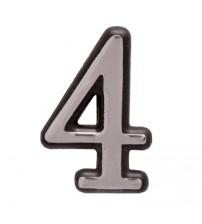"Numar AMIG ""4"", hrom"