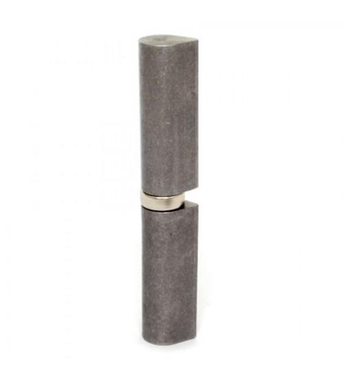 Петля 140*20-B для металлических дверей
