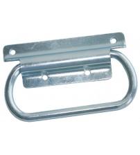 Clapa mâner zinc