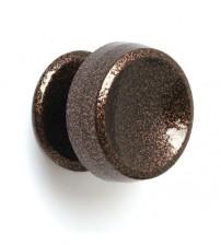 Ручка-кнопка PK-1 античная медь