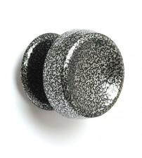 Ручка-кнопка PK-1 античное серебро