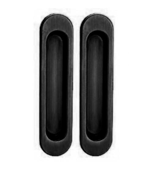 Ручки для раздвижных дверей SDH 501 MB черный никель матовый