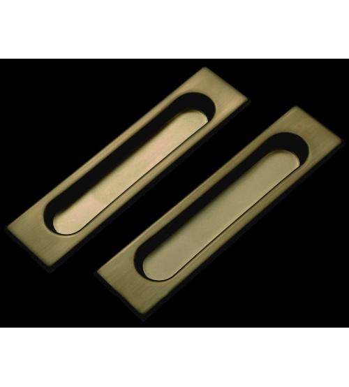 Maner ingropat usi glisante SDH 601 AB bronz antichizat