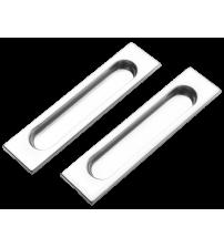 Ручки для раздвижных дверей SDH 601 W белая