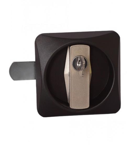 Щитовой замок-ручка EURO-LOCKS (FFH) F090
