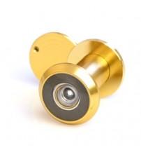 Глазок дверной APECS 6016/35-60-G золото