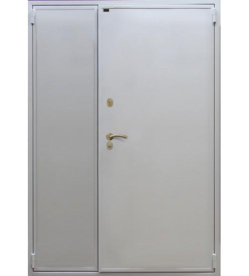 "Входная двухстворчатая  дверь  ""Двухстворчатая"""