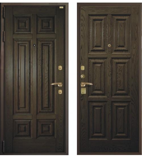 """Входная стальная  дверь  """"Сенатор"""""""