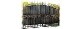 Porti și portiți cu elemente de forjate